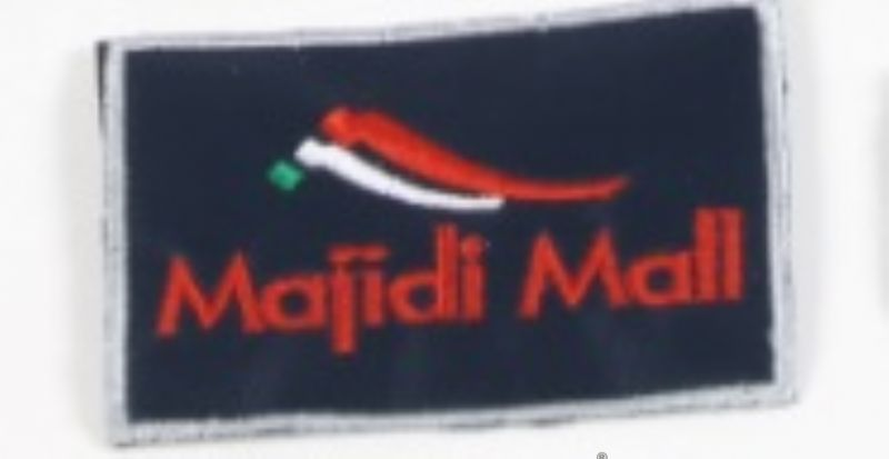 majidi mall security kol nakış arma